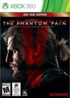 Xbox 360 Metal Gear Solid 5 The Phantom Pain Day One Edition (nová)