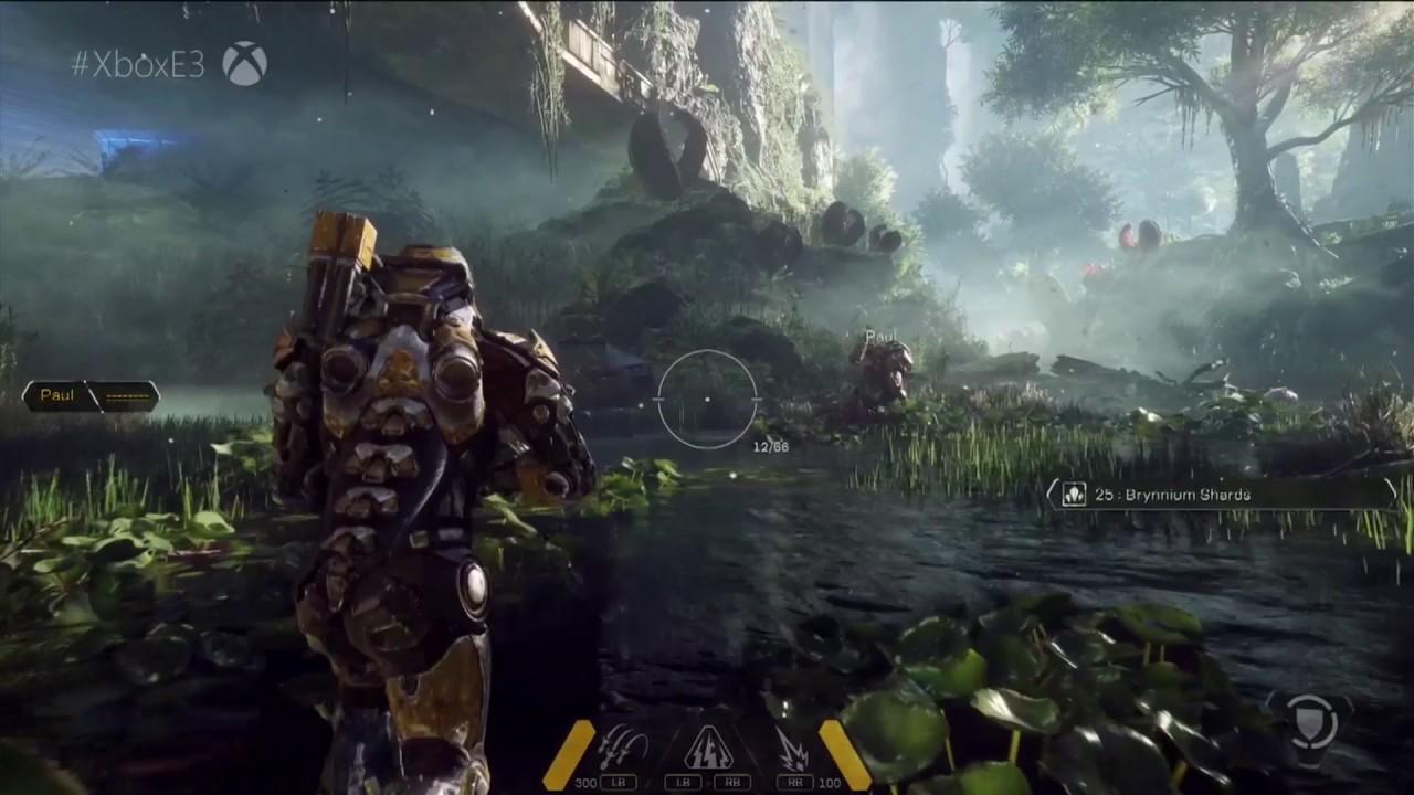 Xbox One Anthem (nová)