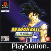PSX PS1 Dragon Ball Final Bout
