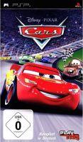 PSP Disney Pixar Cars (DE)