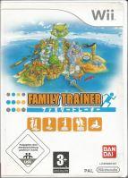 Nintendo WII Family Trainer (iba hra)