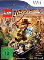 Nintendo Wii Lego Indiana Jones 2