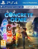 PS4 Concrete Genie VR (nový)