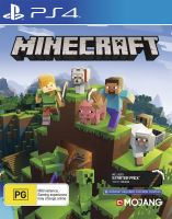 PS4 Minecraft Starter Collection (nová)