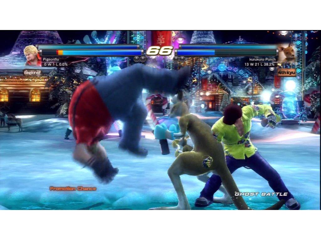 Xbox 360 Tekken Tag Tournament 2