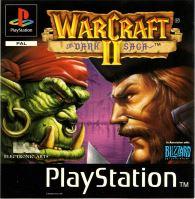 PSX PS1 Warcraft 2 The Dark Saga
