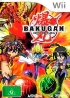 Nintendo Wii Bakugan Battle Brawlers
