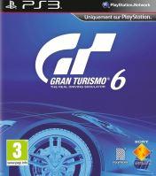 PS3 Gran Turismo 6 (CZ)