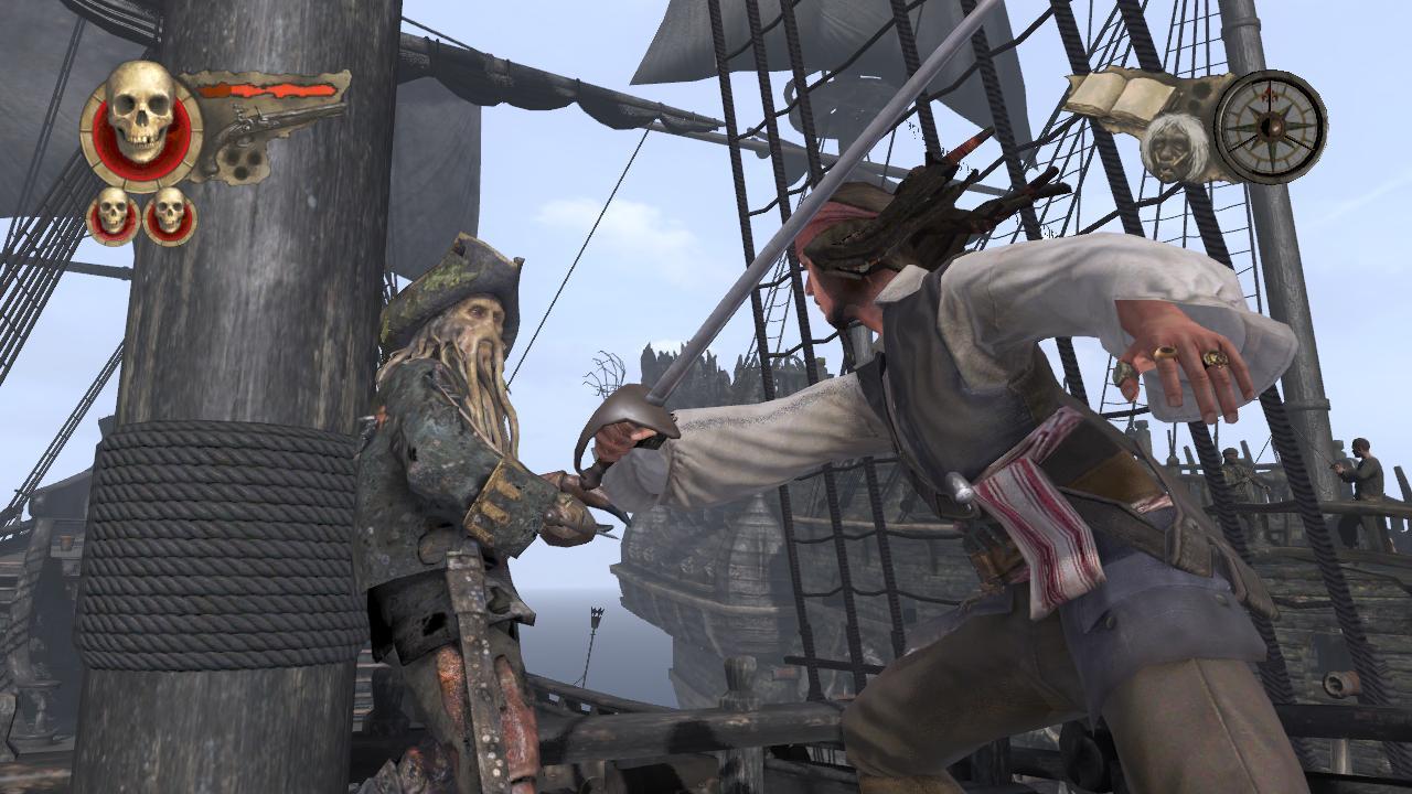 PS3 Piráti Z Karibiku Na Kraji Sveta - Pirates Of The Caribbean At The Worlds End