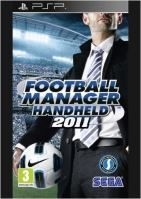 PSP Football Manager Handheld 2011