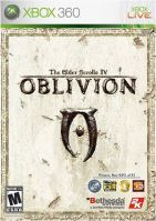 Xbox 360 Oblivion The Elder Scrolls 4 (DE)