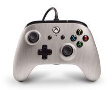 [Xbox One] Drôtový Ovládač - power - strieborný