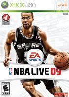 Xbox 360 NBA Live 09 2009