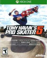 Xbox One Tony Hawk's Pro Skater 5 (nová)