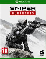 Xbox One Sniper Ghost Warrior Contracts (CZ) (nová)