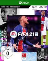 Xbox One Fifa 21 (nová)