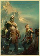Plakát God of war (nový)