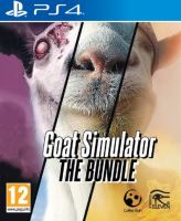 PS4 Goat Simulator: The Bundle (nová)