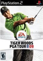 PS2 Tiger Woods PGA Tour 09