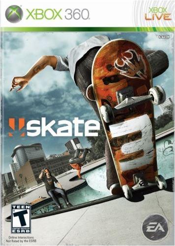 Xbox 360 Skate 3