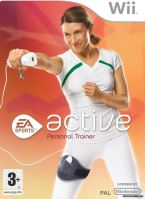 Nintendo Wii Active Personal Trainer (iba hra)