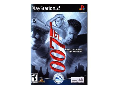 PS2 James Bond 007 Everything Or Nothing (DE)