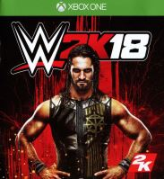 Xbox One WWE 2K18 (nová)