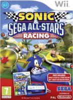 Nintendo Wii Sonic And Sega All-Stars Racing