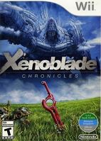 Nintendo Wii Xenoblade Chronicles