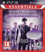 PS3 Saints Row The Third - The Full Package (nová)