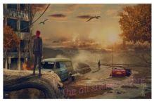 Plakát The Last of Us (l) (nový)
