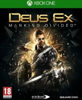 Xbox One Deus Ex Mankind Divided (nová)