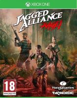 Xbox One Jagged Alliance: Rage! (Nová)