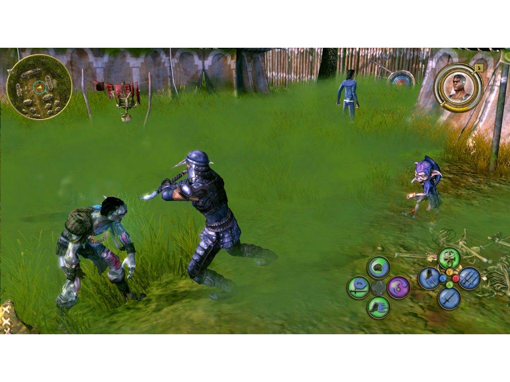 Xbox 360 Sacred 2 Fallen Angel