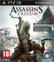 PS3 Assassins Creed 3 (nová)