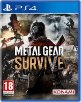 PS4 Metal Gear Survive (nová)