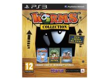 PS3 Worms Collection