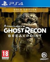 PS4 Tom Clancy'Ghost Recon Breakpoint Gold (CZ)