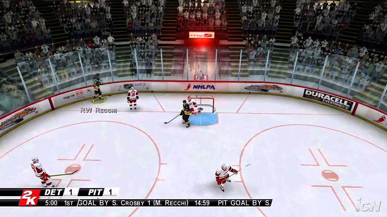 PS2 NHL 2K8 2008