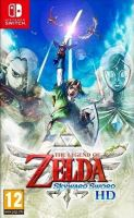 Nintendo Switch The Legend Of Zelda - Skyward Sword HD