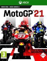 Xbox Series X Moto GP 21 (nová)