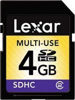 [Nintendo 3DS | 2DS] Pamäťová karta Lexar SDHC 4GB