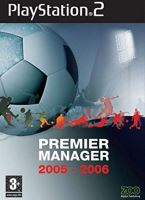 PS2 Premier Manager 2005-06