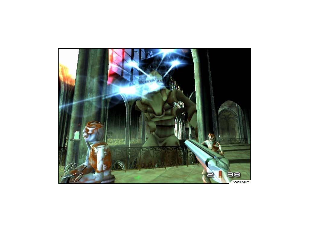 PS2 TimeSplitters