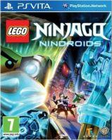 PS Vita Lego Ninjago Nindroids (nová)