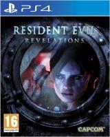 PS4 Resident Evil Revelations (nová)