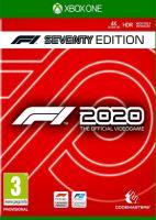 Xbox One F1 2020 - Seventy Edition (nová)