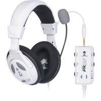 [PS4   PC   Turtle Beach Headset Ear Force PX22 - biely (estetická vada)