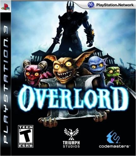PS3 Overlord 2