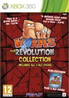 Xbox 360 Worms the Revolution Collection